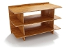 Bamboo Media Stand - 24 Inch by 38 Inch