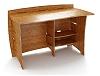 48 Inch Organic Bamboo Desk