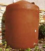 The Big Sur 300 Gallon Rain Barrel from Abundant Earth