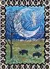Buffalo Moon Art Cards