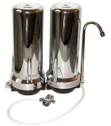 The Dual Countertop Filter with Spout