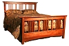 The Ferndale Platform Bed