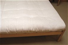 Organic Cotton Only Or And Wool Cot Size Futon 30 X 75
