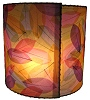 The Natural Guyabano Wall Sconce in Multi-Color