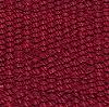Hemp Area Rug Berry Red