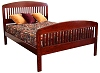 The Laurel Platform Bed