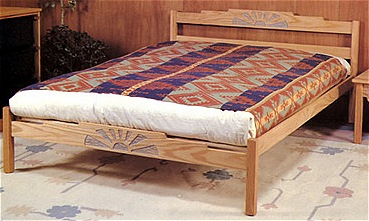 The Manzanita Platform Bed