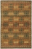 Mazat Gold Authentic Fair Trade Tibetan Wool Rug