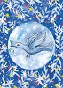 Moonbird Recycled Paper Card