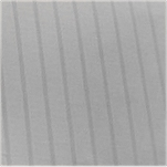 Abundant Earth Organic White Striped Sateen