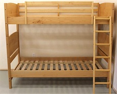 Children's Four-in-One Sleep System - Classic Bunk Bed System