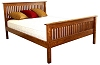 The Parksville Platform Bed from Abundant Earth