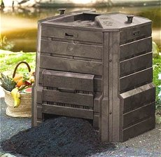 Soil Saver Garden Composter