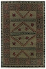 Sonora Olive Authentic Fair Trade Tibetan Wool Rug