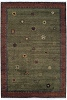 Starfield Moss Authentic Fair Trade Tibetan Wool Rug