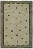 Starfield Sage Authentic Fair Trade Tibetan Wool Rug