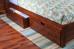 Willowcrest Underbed Drawers from Abundant Earth
