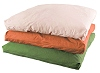 Organic Zabuton Cushion with Organic Cotton Cover from Abundant Earth
