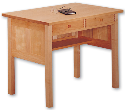 Maple Desk - New Desk Ideas