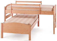 Children's Four-in-One Sleep System - High/Low Bed System