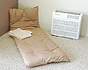 Organic Cotton & Natural Wool Exercise / Yoga Mats